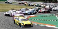 Vincent Abril führt nach dem Start zum 1. Rennen des DTM-Auftakts in Monza
