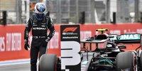 Valtteri Bottas nach Platz drei im Qualifying von Le Castellet