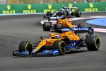 Daniel Ricciardo (McLaren) und Lando Norris (McLaren)