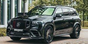 Mercedes-Benz GLS: News, Gerüchte, Tests