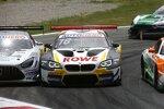 Timo Glock (Rowe-BMW) und Maximilian Buhk (Mücke-Mercedes)