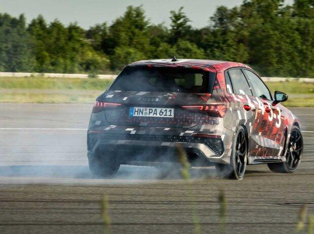 Audi RS 3 (2021) Sneak Preview