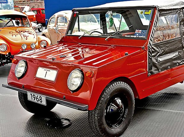 VW Country Buggy (1968-1972)