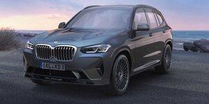 BMW X3: News, Gerüchte, Tests