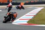 MotoGP-Action in Assen