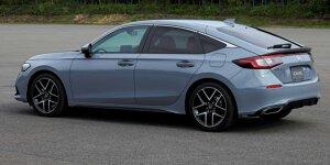 Honda Civic: News, Gerüchte, Tests