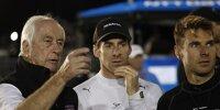 Roger Penske, Simon Pagenaud, Will Power