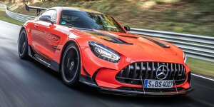 Mercedes-Benz AMG GT: News, Gerüchte, Tests