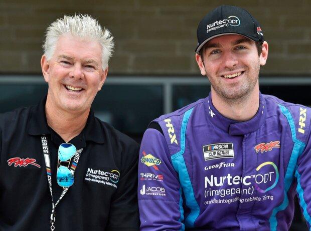 Cody Ware mit Vater Rick Ware