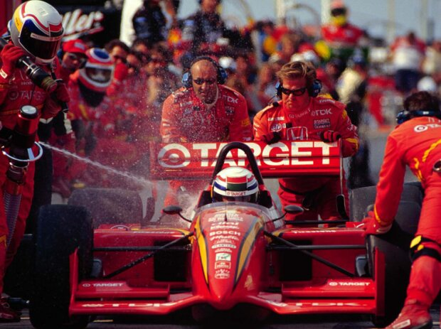 Alex Zanardi in der CART-Saison 1996