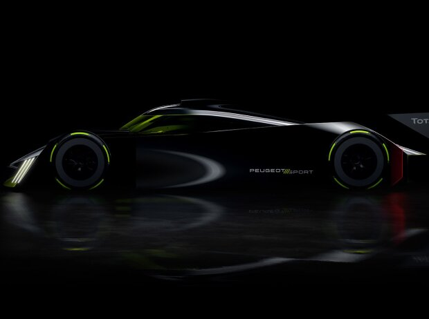Peugeot, Le-Mans-Hypercar, Rendering