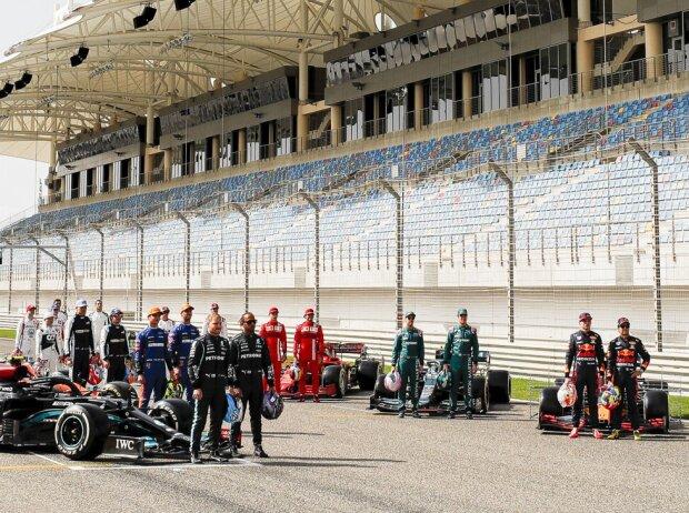 Formel-1-Fahrer 2021