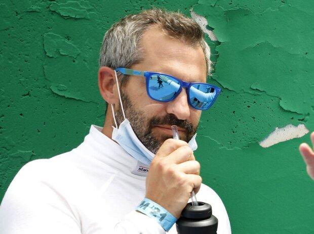 Timo Glock, Maximilian Buhk