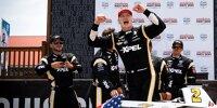 Josef Newgarden (Team Penske) bejubelt in Mid-Ohio seinen ersten IndyCar-Sieg 2021