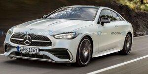 Mercedes-Benz C-Klasse Coupé: News, Gerüchte, Tests