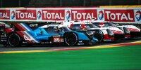 LMP1 von Alpine und Hypercars von Toyota in der LMH der WEC 2021