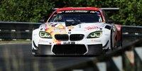 BMW M6 GT3 des BMW-Junior-Teams beim Rennen der Nürburgring-Langstrecken-Serie