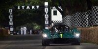 Darren Turner, Aston Martin Valkyrie, Goodwood Festival of Speed 2021