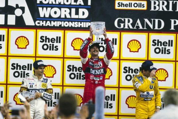 Nigel Mansell  ~Nigel Mansell ~