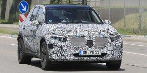 Mercedes-Benz GLC: News, Gerüchte, Tests