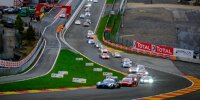 Start zum 24-Stunden-Rennen von Spa-Francorchamps 2021