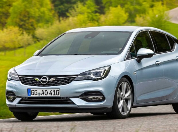 Opel Astra 1.5 Diesel 105 PS