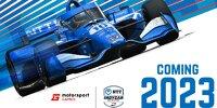 IndyCar-Spiel von Motorsport Games