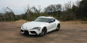 Toyota Supra: News, Gerüchte, Tests