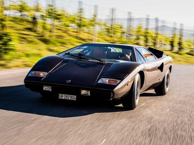Das Vermächtnis des Lamborghini Countach