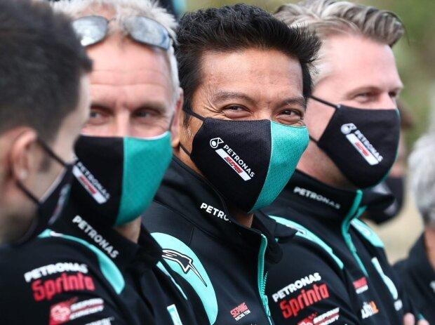 Razlan Razali, Teamchef des Petronas Sepang Racing Teams