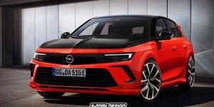 Opel Astra: News, Gerüchte, Tests