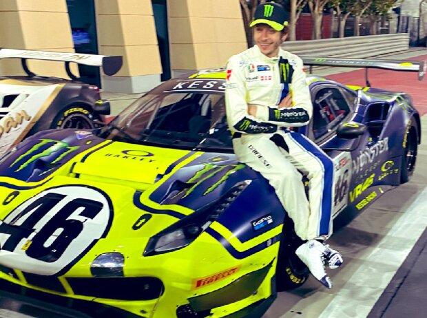 Valentino Rossi, Kessel Racing, Ferrari 488 GT3