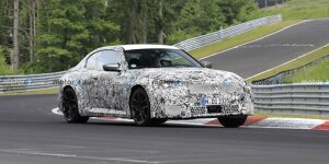 BMW M2: News, Gerüchte, Tests