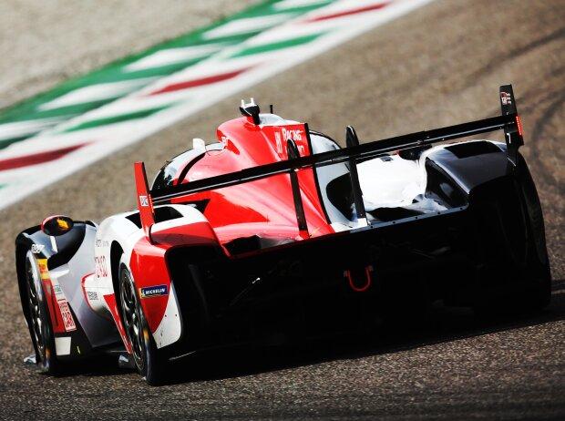 Conway/Kobayashi/Lopez gewannen die 6h Monza 2021 für Toyota