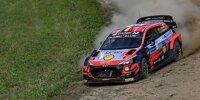Thierry Neuville im Hyundai i20 WRC bei der Rallye Estland 2021