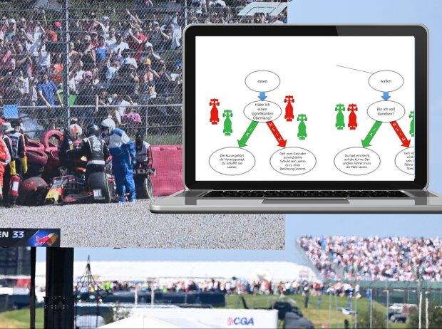 E-Mail von Toto Wolff an Michael Masi nach dem Unfall zwischen Max Verstappen (Red Bull) und Lewis Hamilton (Mercedes) beim Grand Prix von Großbritannien in Silverstone 2021