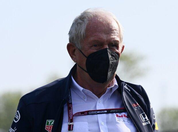 Red Bulls Motorsportkonsulent Helmut Marko