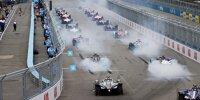 Formel E Start