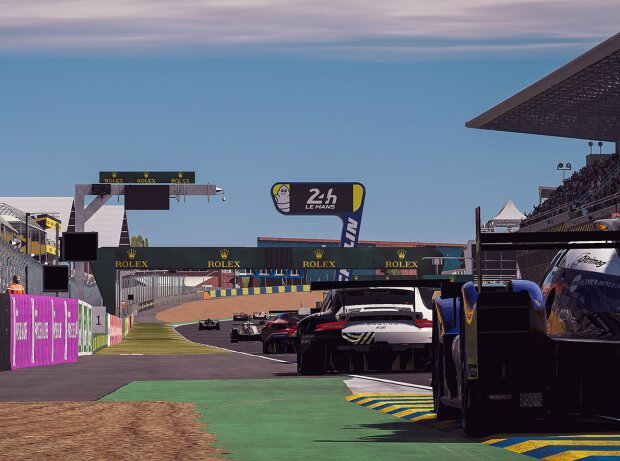 E-Sport: Virtuelle 24 Stunden von Le Mans 2020 auf rFactor2