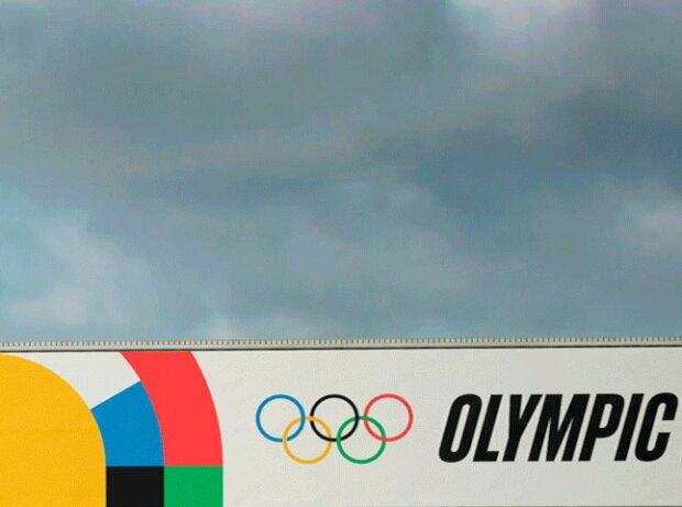 Logo: Olympische Ringe