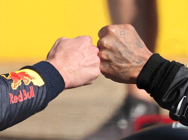 Duell: Max Verstappen vs. Lewis Hamilton