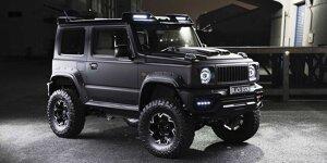 Suzuki Jimny: News, Gerüchte, Tests