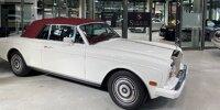 Rolls-Royce Motor Cars München in der Motorworld München