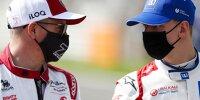Kimi Raikkonen, Mick Schumacher