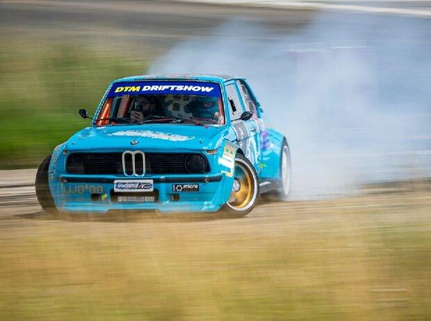 DTM-Driftshow