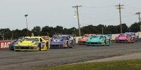 SRX: Renn-Action der Superstar Racing Experience 2021 im Indianapolis Raceway Park