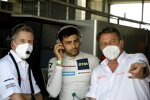 Dev Gore (Rosberg-Audi)