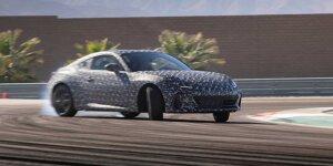 Subaru BRZ: News, Gerüchte, Tests