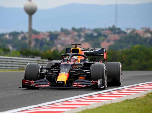 Max Verstappen beim Ungarn Grand Prix 2020