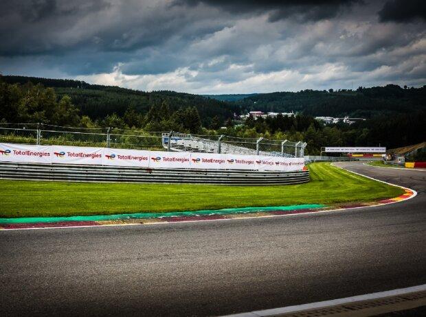 "Circuit de Spa-Francorchamps, ""Speaker's Corner"", Panorama"